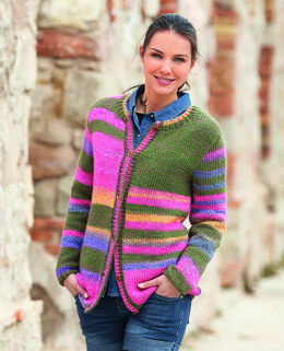 Womens Cardigan in Katia City - 1