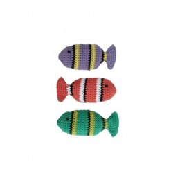 Tish the Fish in Lily Sugar 'n Cream Solids  - Downloadable PDF