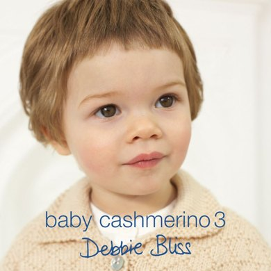 Baby Cashmerino Book 3 by Debbie Bliss