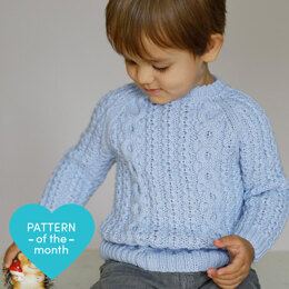 Water Bubbles Sweater