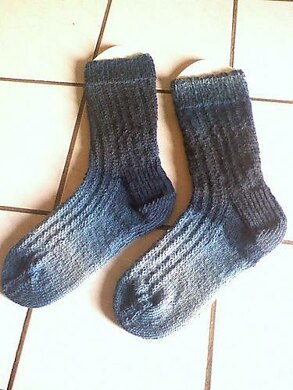 Stone Washed Socks