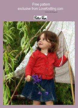 Child's Hoodie in Peter Pan DK