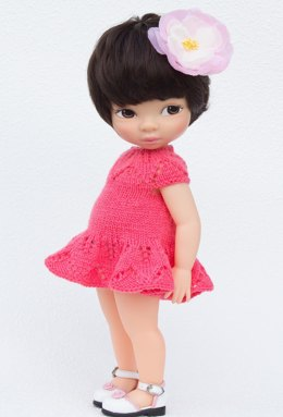 Crayon Collection Pink Dress