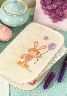 Friends Forever - Diary Cover in Anchor - Downloadable PDF