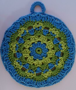 March Potholder