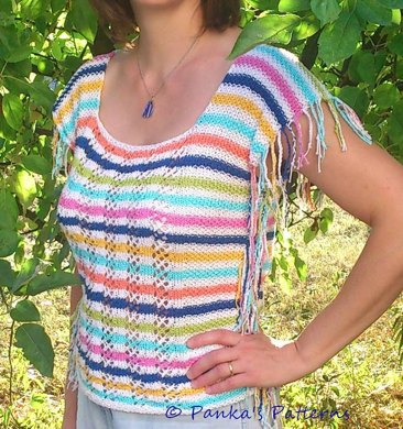 ColorMe! Summer top