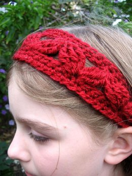 Falling Leaves Headband