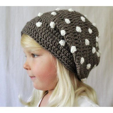 The Ashby Beret Crochet Pattern By Nicole Knutsen