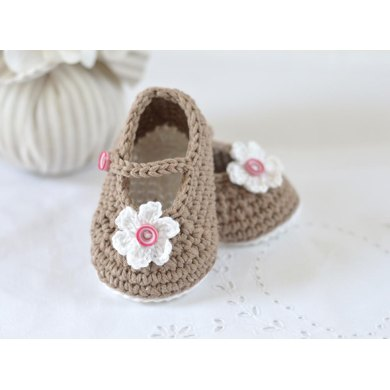 Mary Janes for Baby