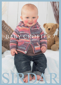Baby Crofter No. 7 by Sirdar - 445