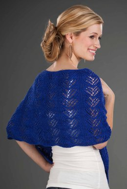 Navona Shawl in Nazli Gelin Garden 3 - 1713 - Downloadable PDF