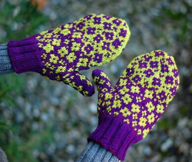 Fractured Fairy Tale Mittens