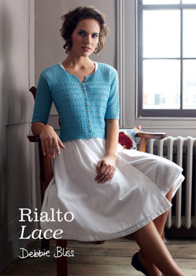 Rialto Lace by Debbie Bliss