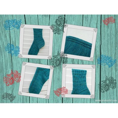 Tangaroa; Solid Socks Mystery Oct/Nov 2012