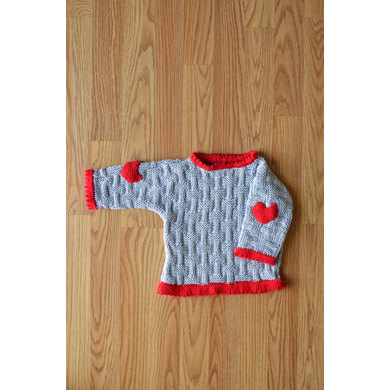 Love Patches in Universal Yarn Little Bird - Downloadable PDF