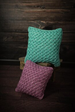 Celtic Weave Pillow Cover