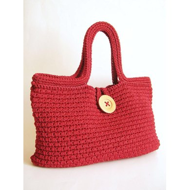 Tapestry stitch bag