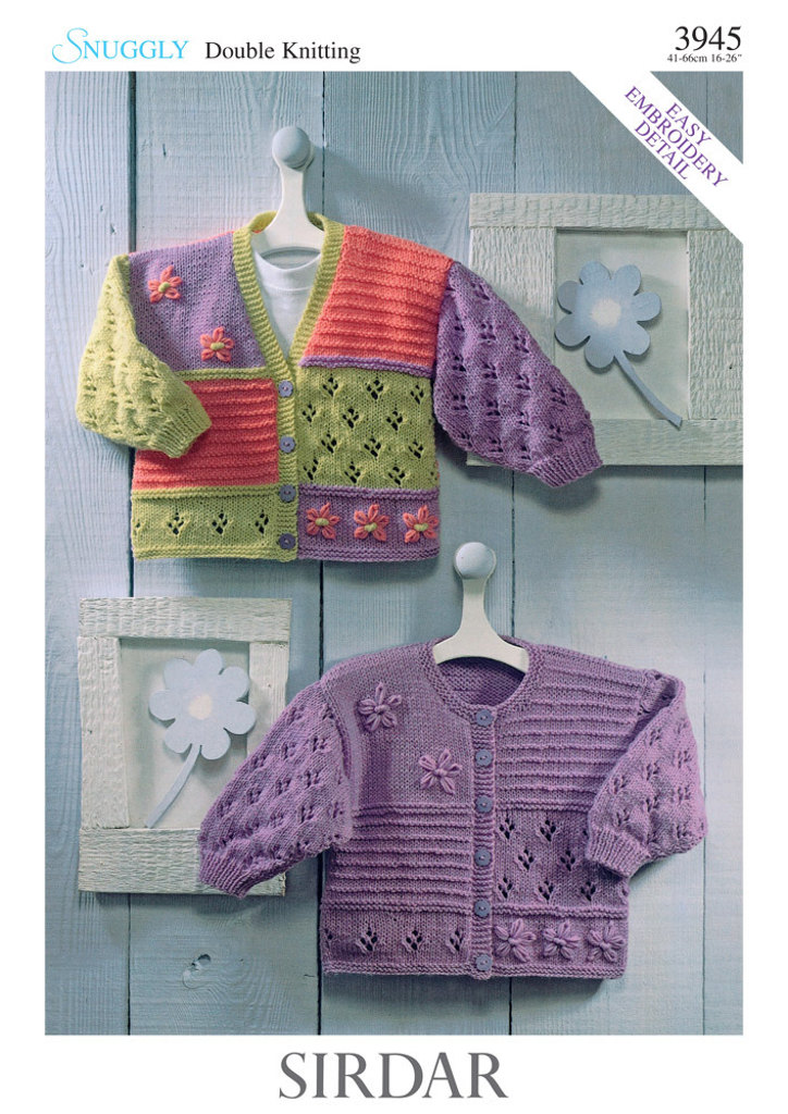 Cardigan Knitting Patterns | LoveKnitting