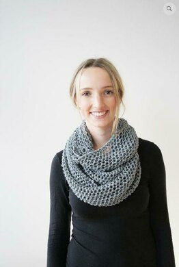 Luxe Lace Cowl