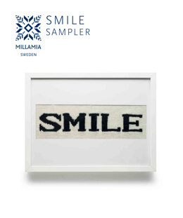 Smile Sampler in MillaMia Naturally Soft Merino - Downloadable PDF