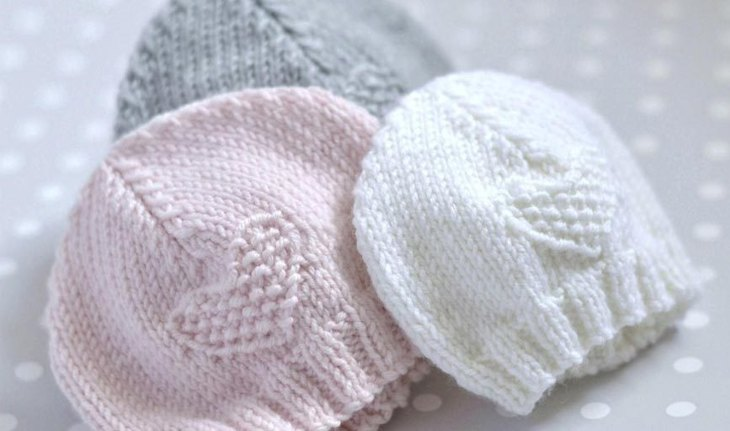 Fay Baby Hat by Pure Hand Knits
