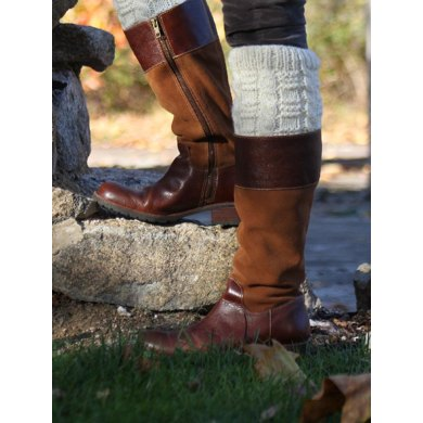 Chase the Cold boot topper