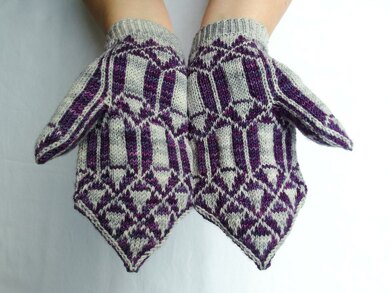 Multifaceted Mittens