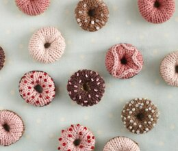 Tiny Little Doughnuts