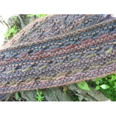 The Windflower Scarf