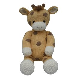 Giraffe (Knit a Teddy)