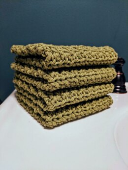 Dude Washcloth