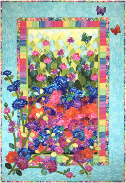 Michael Miller Fabrics Paradiso Quilt - Downloadable PDF