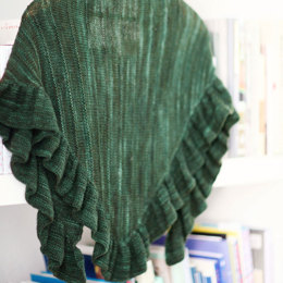 Catherine's Shawl in Madelinetosh Tosh Merino Light