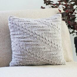 Oatmeal pillow cover
