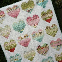 Take Heart Quilt Pattern