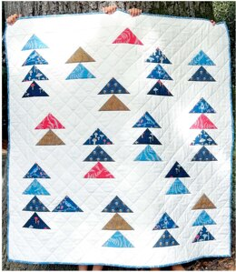 Michael Miller Fabrics Atelier Cocopatch Quilt - Downloadable PDF