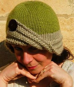 Ab-so-lute-ly Cloche Hat