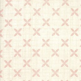 Moda Fabrics Bayberry Tile Cloud Blossom Natural
