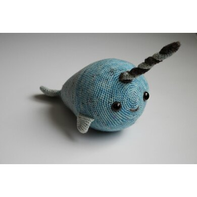 Unicorn Whale The Narwhal