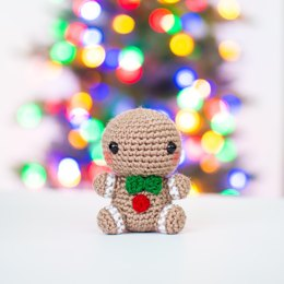 Baby #24 - Gingerbread Man