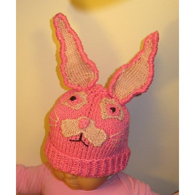 FREE Baby Easter Bunny Beanie Hat