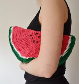 Watermelon Clutch bag