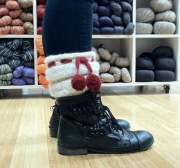 Soft Serve Boot Toppers
