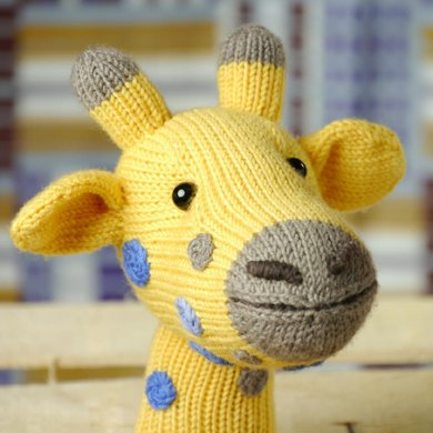 giraffe amani deutsch english knitting pattern by