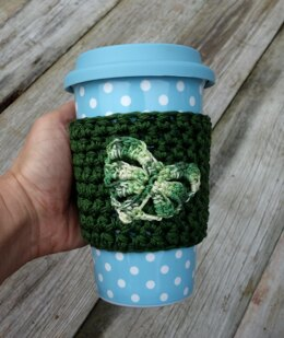 Monstera Leaf Cup Cozy