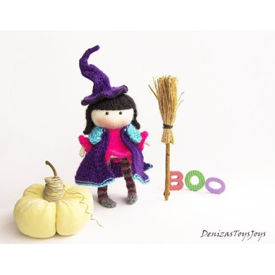 Small Witch Doll