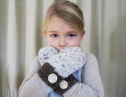 The Helena Mittens