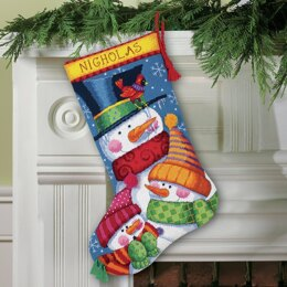 Dimensions Freezin' Season Stocking Tapestry Kit