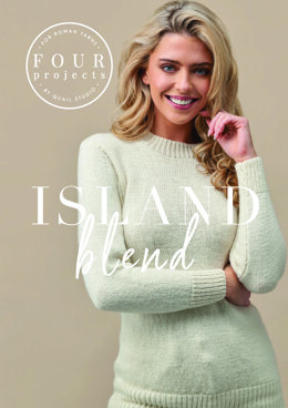 Rowan – 4 Projects Island Blend by Quail Studio