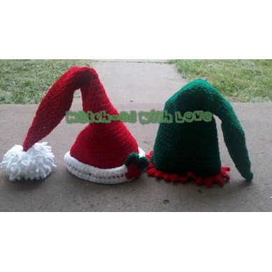 Claus & Helper Hats